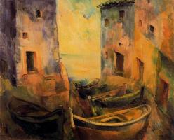 Хенаро Лахуерта. Лодки