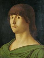 Джованни Беллини. Портрет молодого человека
