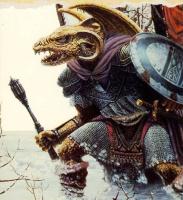Кит Паркинсон. Дракон-воин