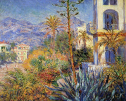 Claude Monet. Villa Bordighera