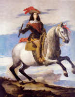 Хосе де Рибера. Хуан Австрийский Младший