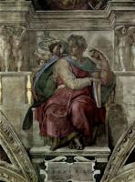 Микеланджело Буонарроти. Пророк Исаия