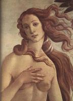 Сандро Боттичелли. Венера (фрагмент)