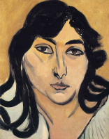 Henri Matisse. Laurette with long locks
