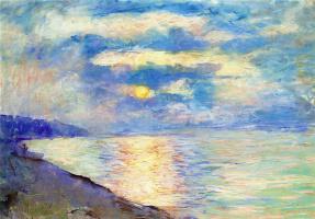 Закат над Рюген