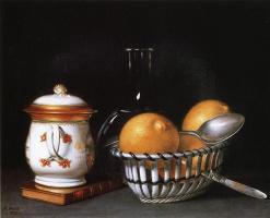 Рафаэль Пил. Лимоны и сахар