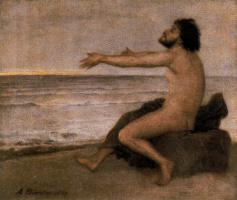 Арнольд Беклин. На берегу моря