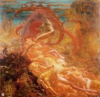 Жан Дельвиль. Сокровища сатаны
