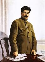 Исаак Израилевич Бродский. Портрет Иосифа Сталина
