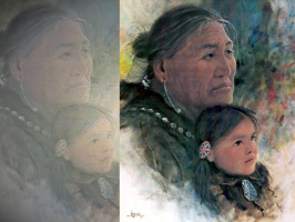 Джим Альберта. Два поколения