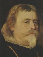 Диего Веласкес. Портрет рыцаря Ордена Сантьяго, фрагмент
