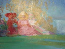 Павел Дмитриевич Шмаров. Три женщины