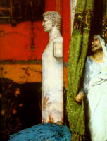 Лоуренс Альма-Тадема. Римский император
