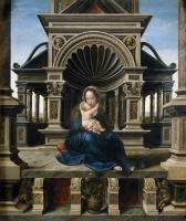 Бернард ван Орлей. Лувенская Богоматерь