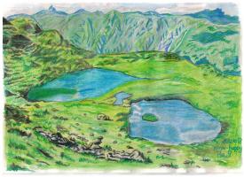 """Landscape """"Lakes"""""""