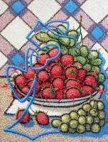 Yuri Vladimirovich Sizonenko. Strawberries.