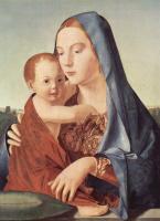 Антонелло да Мессина. Мадонна