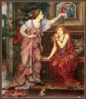 Морган Евелун. Королева Элеонора и справедливая Розамунда