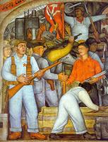 Diego Maria Rivera. Fearless warriors