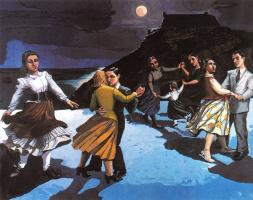 Паула Рего. Танцы под луной