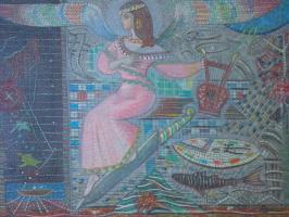 Вячеслав Коренев. Muse of the modernist