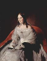 Франческо Айец. Портрет принцессы ди Сан Антимо