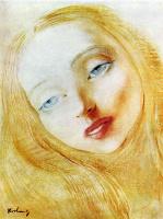 Моисей Кислинг. Золотые волосы