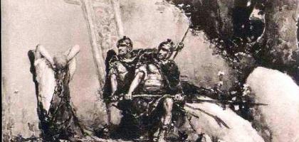 Wilhelm Alexandrovich Kotarbinsky. Magdalene
