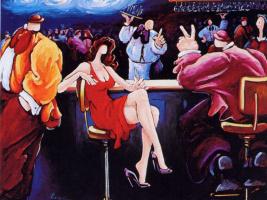 Лиз Лакаилл. Круизный бар