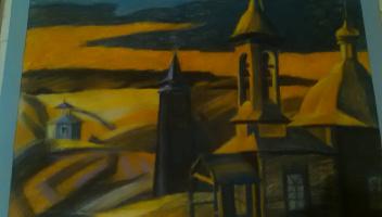 Деревня сенечиха