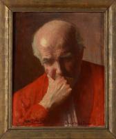 Жан Дельвиль. Портрет Жюля ле Жана