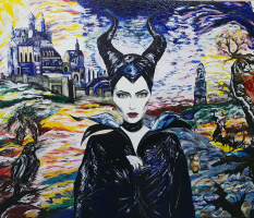 Violetta Konstantinovna Zhuravleva. Maleficent