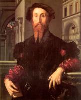 Аньоло Бронзино. Портрет Бартоломео
