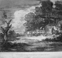 Томас Гейнсборо. Пейзаж
