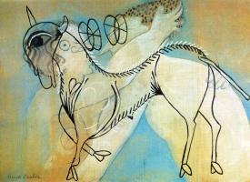 Франсис Пикабиа. Конь