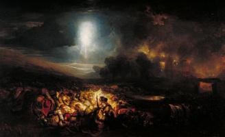 Joseph Mallord William Turner. The Field Of Waterloo
