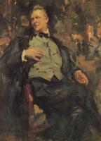 Константин Алексеевич Коровин. Портрет Шаляпина