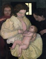 Морис Дени. Материнское счастье