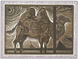 Стивен Алкорн. Верблюд