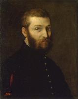 Паоло Веронезе. Автопортрет