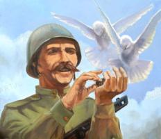 Valery Frolov. Солдатский хлеб
