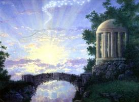 Гилберт Уильямс. Мост на рассвете