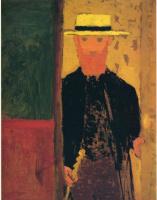 Жан Эдуар Вюйар. Леди в желтой шляпе