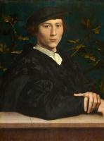 Ганс Гольбейн Младший. Портрет Дериха Борна