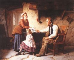 Уильям Генри Мидвуд. В изгнании