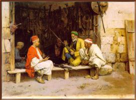 Бедуины Феррари. У оружейников
