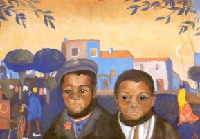 Два цыганских мальчика