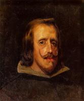 Ю. Пуджиес. Портрет Филиппа 4. Веласкес