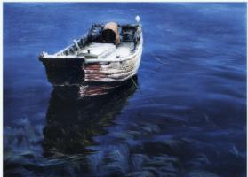 Ю. Пуджиес. Тихий залив