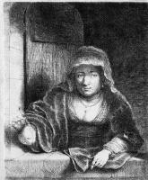 Фердинанд Балтасарс Боль. Женщина с грушей